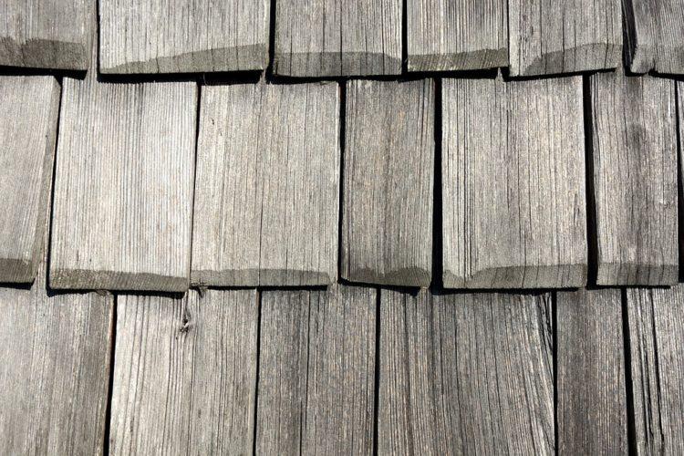 gont drewniany